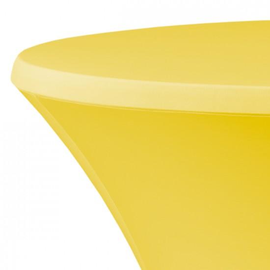 Statafelrok samba D2 met topcover geel