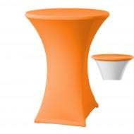 Statafelrok samba D2 met topcover oranje