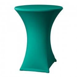 Statafelrok samba D2 met topcover groen