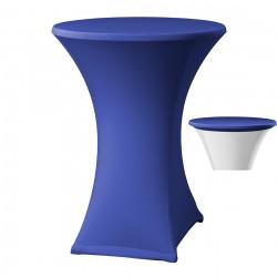 Statafelrok samba D2 met topcover blauw
