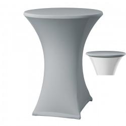 Statafelrok samba D2 met topcover grijs
