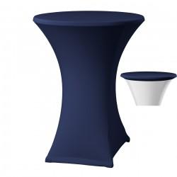 Statafelrok samba D2 met topcover donkerblauw